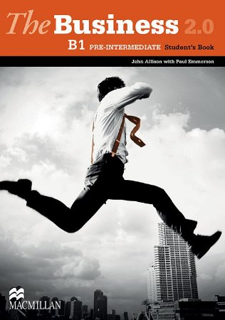 The Business 2.0 Student's Book With Eworkbook-Pre-Intermediate