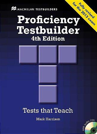 New Proficiency Testbuilder 4Th Edition W/Audio CD (Wo/Key)