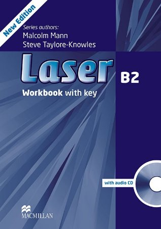 Laser 3Rd Edition Workbook With Audio CD-B2 (W/Key)