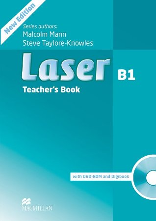 Laser 3Rd Edition Teacher's Book With Dvd-Rom And Digibook-B1