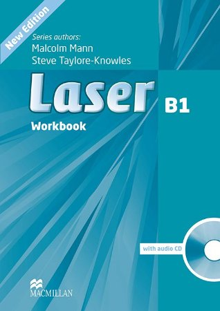 Laser 3Rd Edition Workbook With Audio CD-B1 (No/Key)