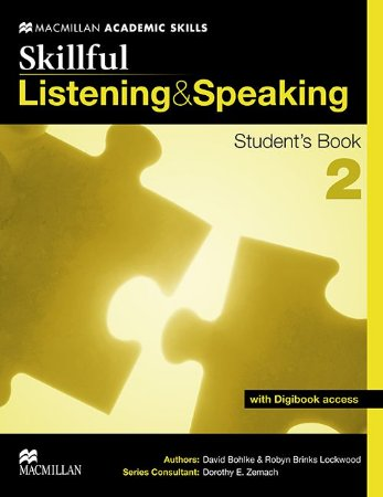 Skillful Listening & Speaking Student's Book-2