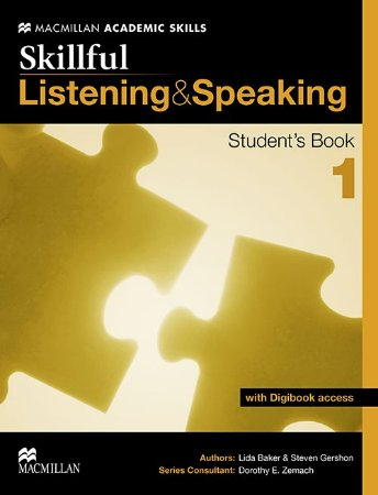 Skillful Listening & Speaking Student's Book-1