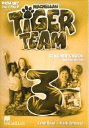 Tiger Team 3 - Teacher's Book