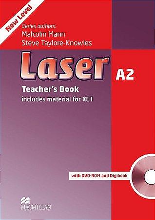 Laser Teacher's Book With Test CD-A2