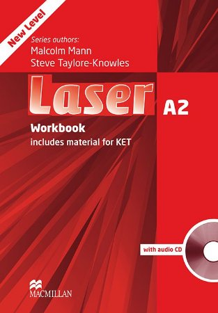 Laser Workbook With Audio CD-A2 (No/Key)