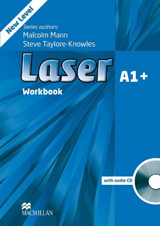 Laser Workbook With Audio CD-A1+ (No/Key)