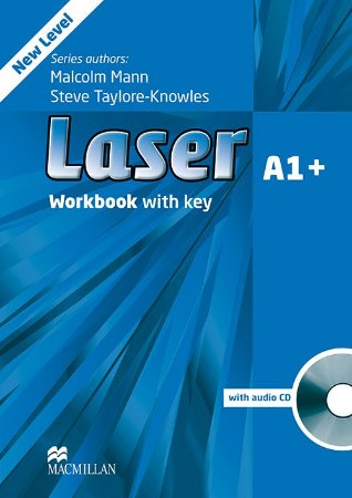 Laser Workbook With Audio CD-A1+ (W/Key)
