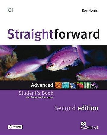 Straightforward 2nd Edition Student's Book W/Webcode-Advanced