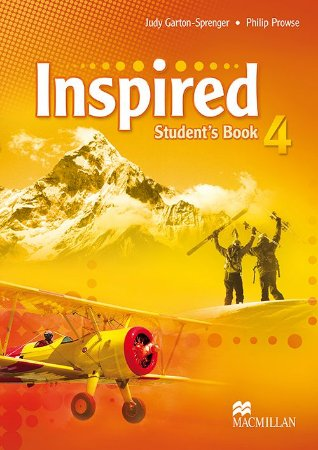 Inspired Student's Book-4