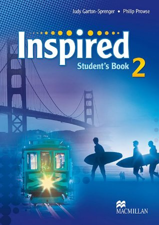 Inspired Student's Book-2