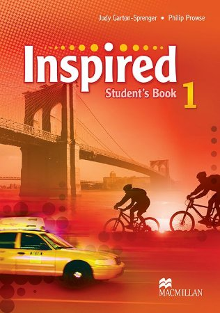 Inspired Student's Book-1