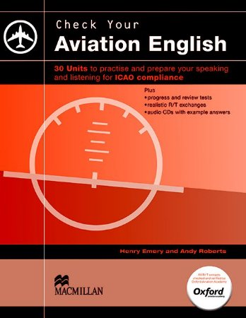 Check Your Aviation English Student's Book With Audio CD