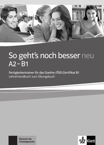 So Geht'S Zu, Lehrerhandbuch-A2-B1