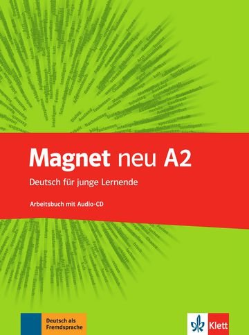 Magnet Neu, Arbeitsbuch + CD - A2