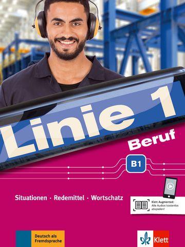 Linie 1 Beruf, Küb + Audios U. Videos - B1