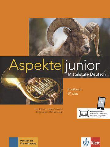 Aspekte Junior, Kursbuch - B1 Plus