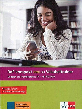 Daf Kompakt Neu, Vokabeltrainer - A1