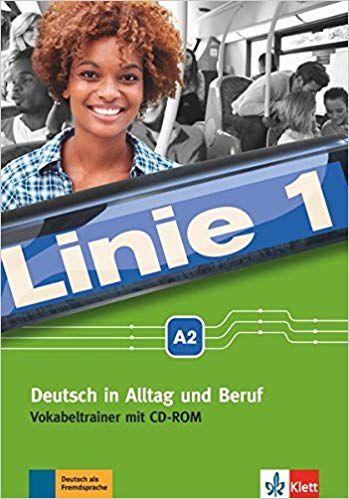 Linie 1, Vokabeltrainer Mit CD-Rom - A2