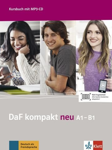 Daf Kompakt Neu, Kursbuch - A1-B1