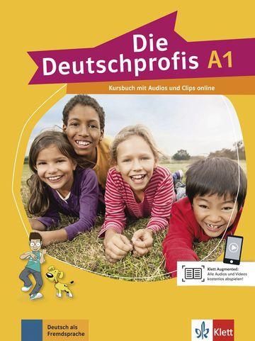 Die Deutschprofis, Kursbuch + Audios Und Clips Online - A1