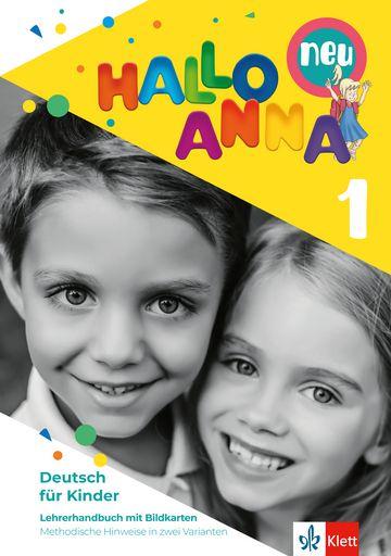 Hallo Anna Neu, Lehrerhandbuch (Bildkarten, Kopiervorlagen, CD-Rom) - 1