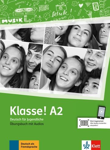 Klasse!, Übungsbuch Mit Audios - A2