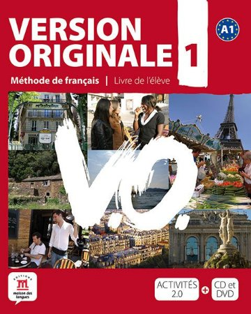Version Originale 1 - Livre De L'Élève + DVD + CD 1 - A1