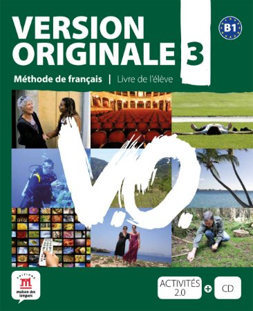 Version Originale 3 - Livre De L'Élève + CD - B1
