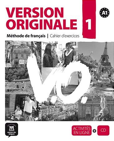 Version Originale 1 - Cahier D'Exercices + CD + DVD - A1