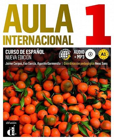 Aula Internacional 1 Nueva Edición Libro Del Alumno + CD