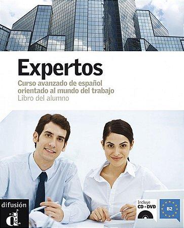 Expertos Libro Del Alumno + CD