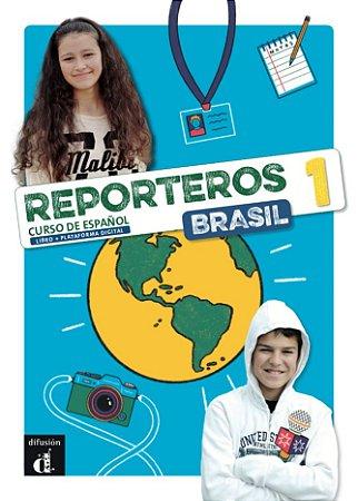 Reporteros Brasil - Libro Del Alumno 1