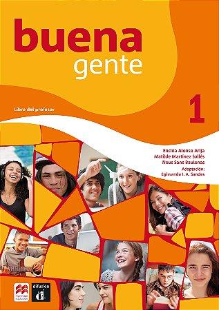 Buena Gente - Libro Del Profesor & Digital Pack 1