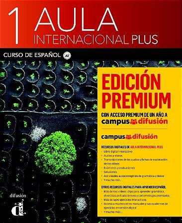 Aula Internacional Plus - Libro Del Alumno - Edición Premium - A1