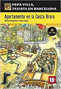 Pepa Villa, Taxista En Barcelona - Apartamento En La Costa Brava Con CD