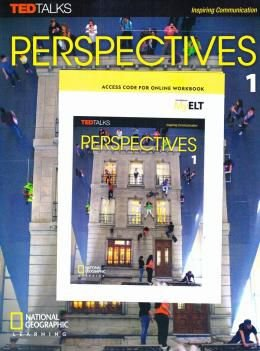 Perspectives - AmE - 1 - Student Book com Online Workbook