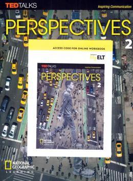 Perspectives - AmE - 2 - Student Book com Online Workbook