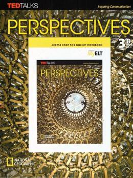 Perspectives - AmE - 3 - Combo Split B com Online Workbook
