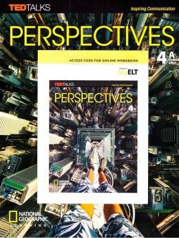 Perspectives - AmE - 4 - Combo Split A com Online Workbook
