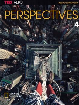 Perspectives - AmE - 4 - Student Book com Online Workbook