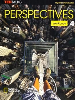 Perspectives - AmE - 4 - Workbook