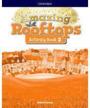 Amazing Rooftops 2 - Activity Book