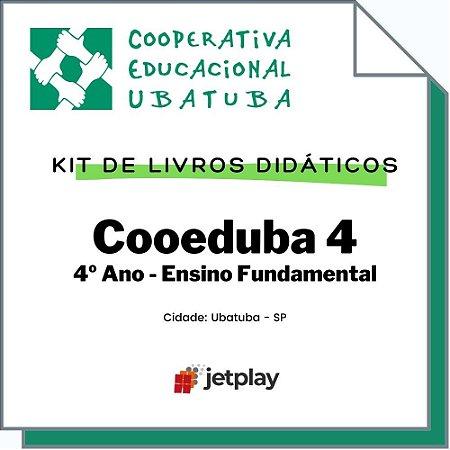 Kit de Livros Didáticos - Escola Cooeduba - 4º Ano