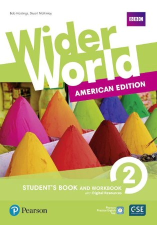 Wider World 2 - American Edition - Student'S Book And Workbook With Digital Resources