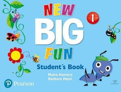 New Big Fun 1 - Student'S Book