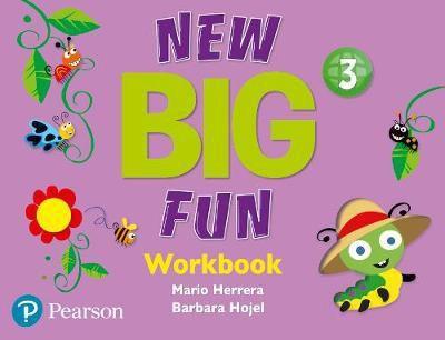 New Big Fun 3 - Workbook