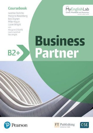 Business Partner B2+ - Coursebook With Myenglishlab