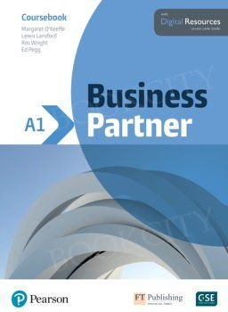 Business Partner A1 - Coursebook With Digital Resources