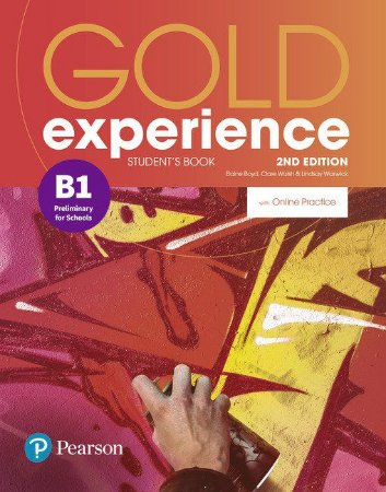 Gold Experience B1 - Student'S Book
